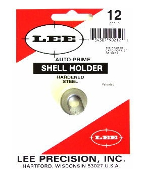 Шеллхолдер для капсюлятора LEE SHELL HOLDER#12